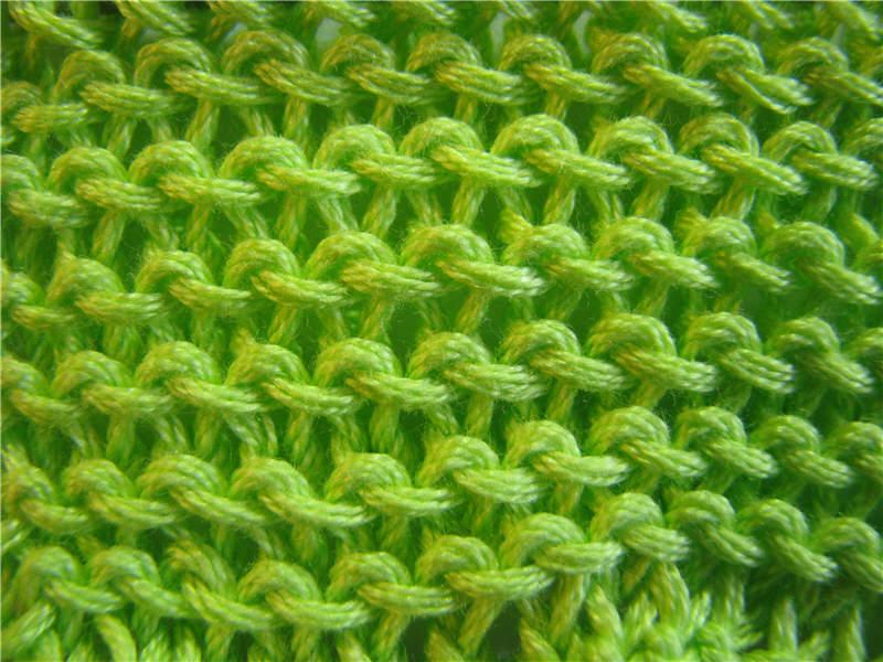 Вязание что такое платочная вязка